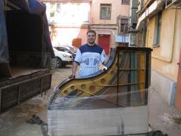 Перевозка рояля с грузчиками