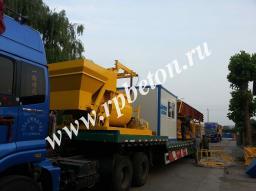 Бетоносмеситель, кабина оператора. дозатор инертных бетонного завода
