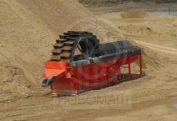 В НАЛИЧИИ! Ковшово-спиральная пескомойка НОВОМАКС КС-150