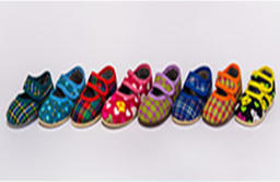 Тапочки детские на липучке (107) Размеры 12-18,5
