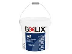 Фасадная краска BOLIX SZ силикатная для наружных работ, 18л