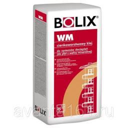 Клей BOLIX WM раствор для армирования, 25кг