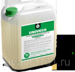 Обезжиривающее моющее средство Univeco, 10л