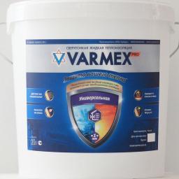 Теплоизоляция жидкая краска VARMEX Универсальная