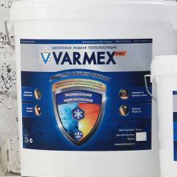 Теплоизоляция жидкая краска VARMEX Универсальная Морозостойкая