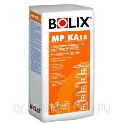 Штукатурка минеральная BOLIX MP-KA (15, 30) ,25кг