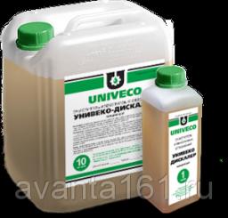 Очиститель накипи и известковых отложений Univeco, 10л