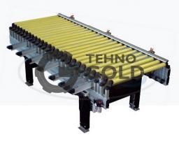 Роликовый конвейер-транспортер