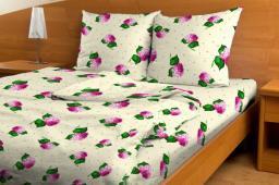 Комплект постельного белья Ветка герани