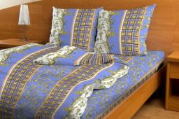 Комплект постельного белья Дворцовая клетка