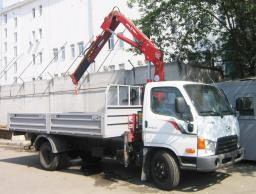 Манипулятор-кран 3 тонны