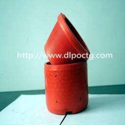 API Красный пластмассовый пвх внутренний и внешний протектор резьбы