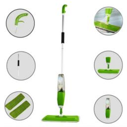 Швабра Healthy Spray Mop (Спрей Моп ) с распылителем  и скребком