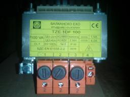 трансформатор TZE 1DF 100