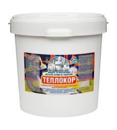 Теплокор - жидкая теплоизоляция металла, 20л