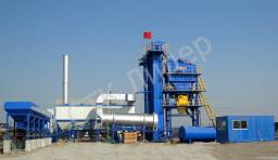 Асфальтный завод JLB 1500