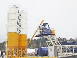 Силос цемента ZZBO СЦ-62