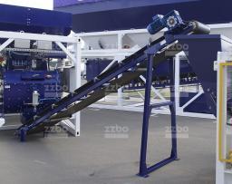 Ленточный конвейер ЛК-3-0,5 длина 3000 мм, ширина 500 мм
