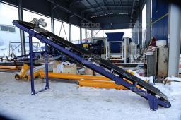 Ленточный конвейер ЛК-5-0,5 длина 5000 мм, ширина 500 мм