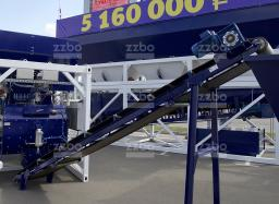 Ленточный конвейер ЛК-5-0,8 длина 5000 мм, ширина 800 мм