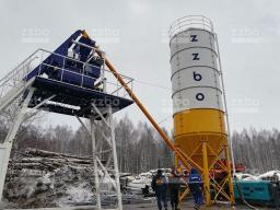 Силос цемента ZZBO СЦМ-120
