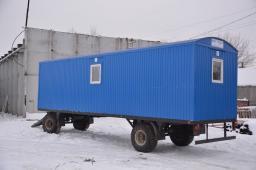 Продажа бытовых вагончиков