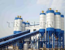 Стационарное бетоносмесительное оборудование производиельностью