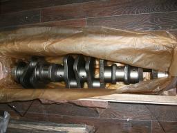 Вал коленчатый 6ВТ (EQB 180-20, EQB 210-20) - 3929037, 3903828, 3905619, 3907804
