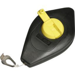 0638 Шнур-отвес STAYER разметочный, корпус пластмассовый, 30м