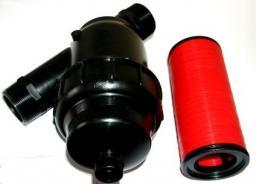 Фильтр (20м3/час) для капельной линии дисковый, 2