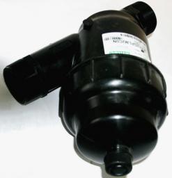 Фильтр (20м3/час) для капельной линии сетчатый, 2
