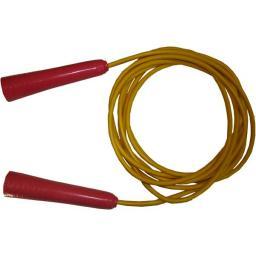 Скакалка резиновая цветная 2,8м
