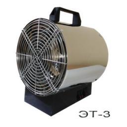 Аренда (прокат) электрической тепловой пушки