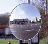 Зеркало обзорное, сферическое универсальное Ø 600. Низкая цена, звоните прямо сейчас. 221-91-81, 8-913-715-88-32