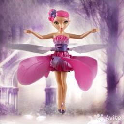 Индукционная детская игрушка Летающая фея