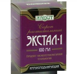 Экстал-1 (Иммунномодулирующий), 100мл