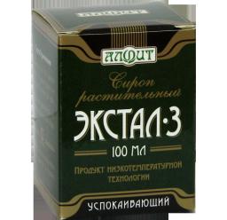 Экстал-3 (Успокаивающий)
