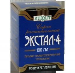 Экстал-4 (Общеукрепляющий)
