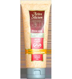 Масло-крем для рук и ногтей, 120мл
