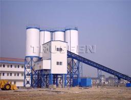 Преимущества бетоносмесительной установки Лента « truseen-120»