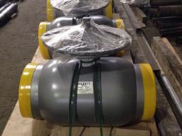 Кран шаровый стальной приварной Ду500 Ру25