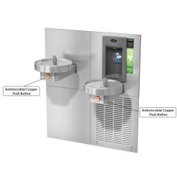 Oasis M8CREBFY сенсорный питьевой комплекс с охлаждением и очисткой воды