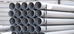 Труба PP-H серый Дн110х2,7 L=0,25м
