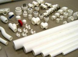 Труба PP-R белый Дн50х4,6 Ру10 40C