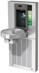 Oasis MWSM8EBFY, MWSM12EBFY сенсорные питьевые комплексы с охлаждением и очисткой воды