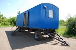 Купить вагон-дом баня