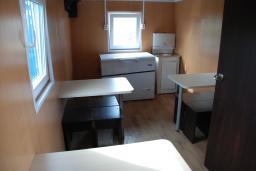 Купить вагон-дом кухня со столовой на 20 человек