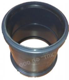 Муфта полиэтиленовая для 110 диаметра трубы