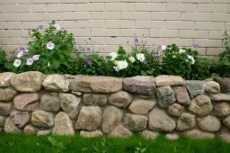 Булыжник природный камень 100-300 мм