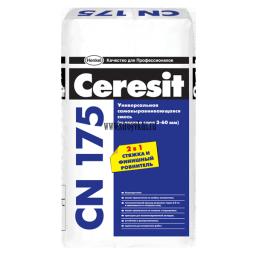 Смесь Ceresit CN 175